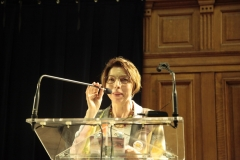 Marie-Rose Guelfucci, ancienne Présidente de l'APLAES