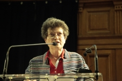 Catherine Grandjean, Présidente de la SoPHAU
